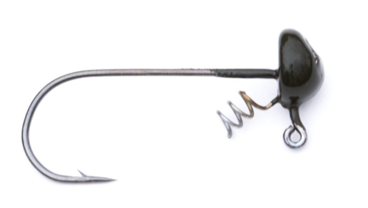Tip-Up Shaky Head Jig Hooks - 4pk