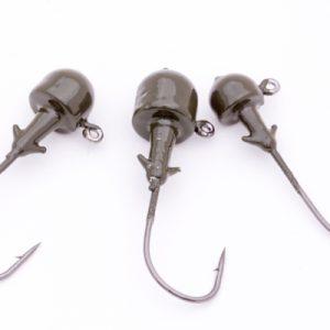 Lead Head Hooks
