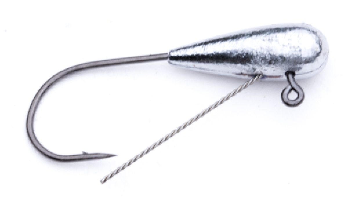 Weedless Insider Head Jig Hooks
